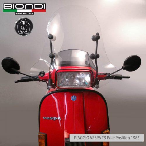 8061238 PIAGGIO VESPA T5 Pole Position 1985