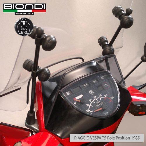 8500990 PIAGGIO VESPA T5 Pole Position 1985