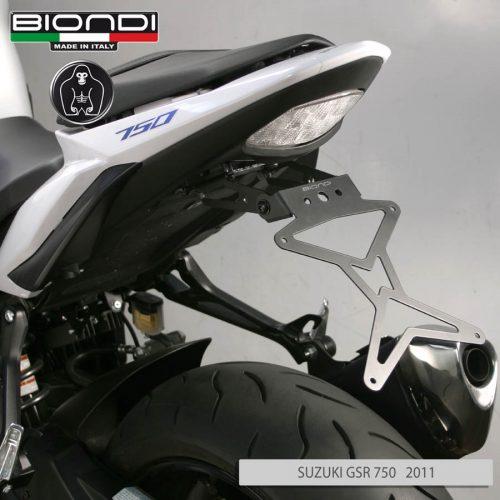 8901027 SUZUKI GSR 750 2011