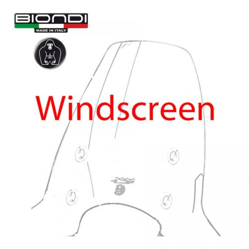 Parabrezza Windscreen