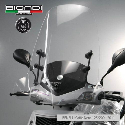 8061141 BENELLI Caffe Nero 125 200 2011