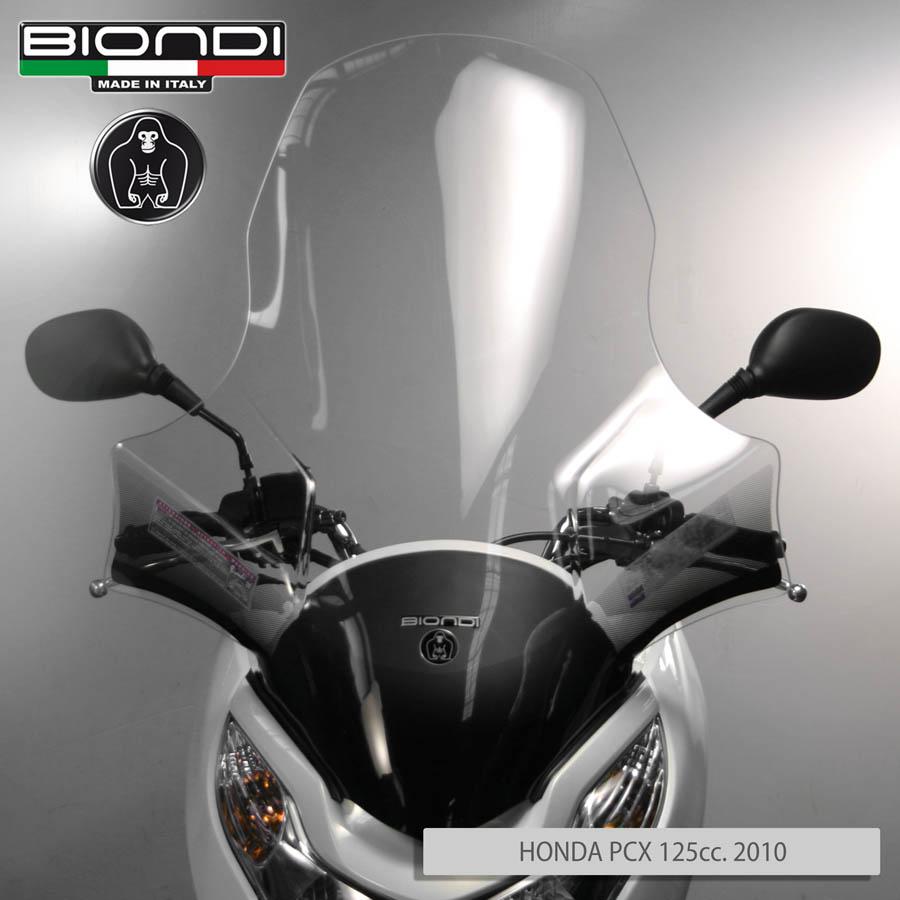 pacchetto alla moda e attraente calzature sito web professionale Windscreen for scooter Club Model (Mounting Kit Included) - HONDA PCX  125cc. 2010