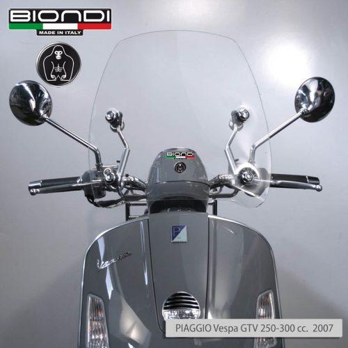 8061231 PIAGGIO Vespa GTV 250-300 cc. 2007