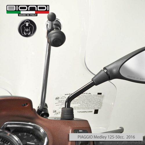 8500510 PIAGGIO Medley 125-50cc. 2016