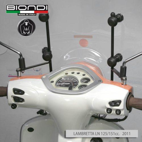 8500518 LAMBRETTA LN 125-151cc. 2011