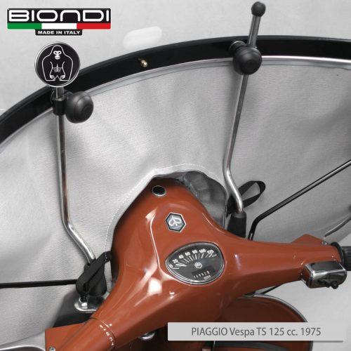 8500526-8100908-8000917 PIAGGIO Vespa TS 125 cc. 1975