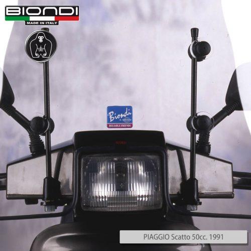 8500995 PIAGGIO Scatto 50cc. 1991