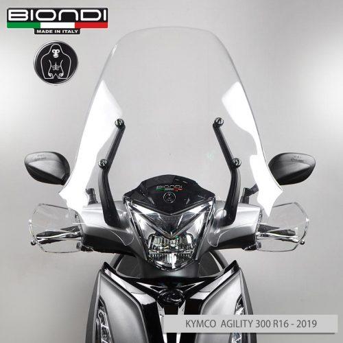 8061286 KYMCO AGILITY 300 R16 - 2019