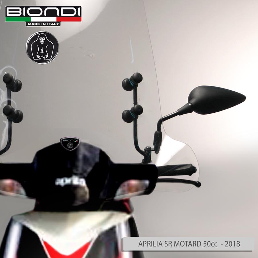 8500495 Aprilia SR Motard 50cc 2018