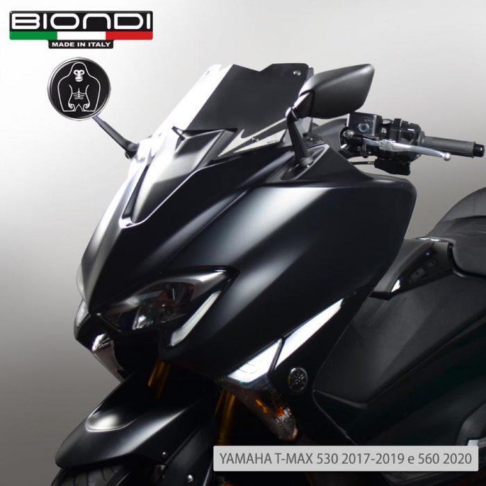 8010377 YAMAHA T-MAX 530 2017-2019 e 2020 metal side p