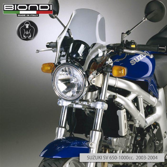 8010033 SUZUKI SV 650-1000cc. 2003-2004