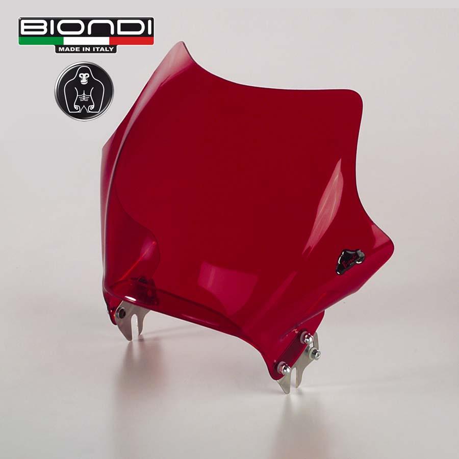 8010039 Cupolino Dark Rosso