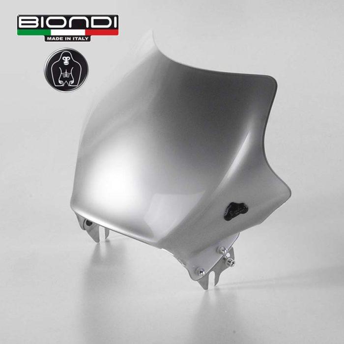 8010044 Cupolino Dark simil alluminio