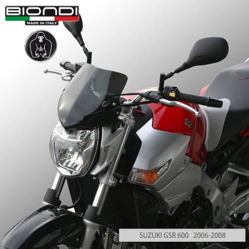 8010232 SUZUKI GSR 600 2006-2008