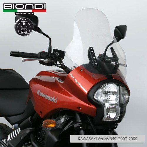 8010264 KAWASAKI Versys 649 2007-2009