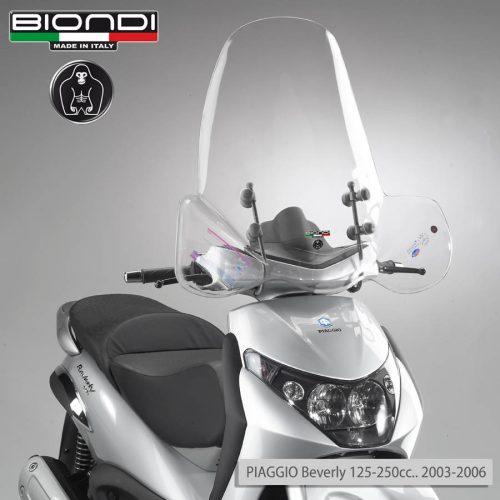 8061059 PIAGGIO Beverly 125-250cc.. 2003-2006
