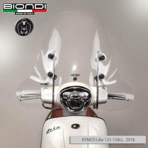8061136 KYMCO Like 125-150cc. 2018