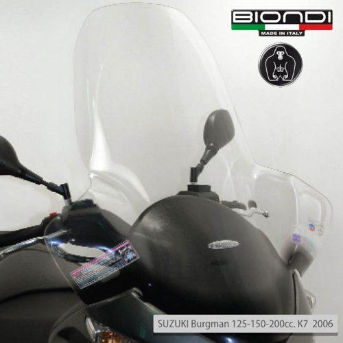 8061148 SUZUKI Burgman 125-150-200cc. K7 2006