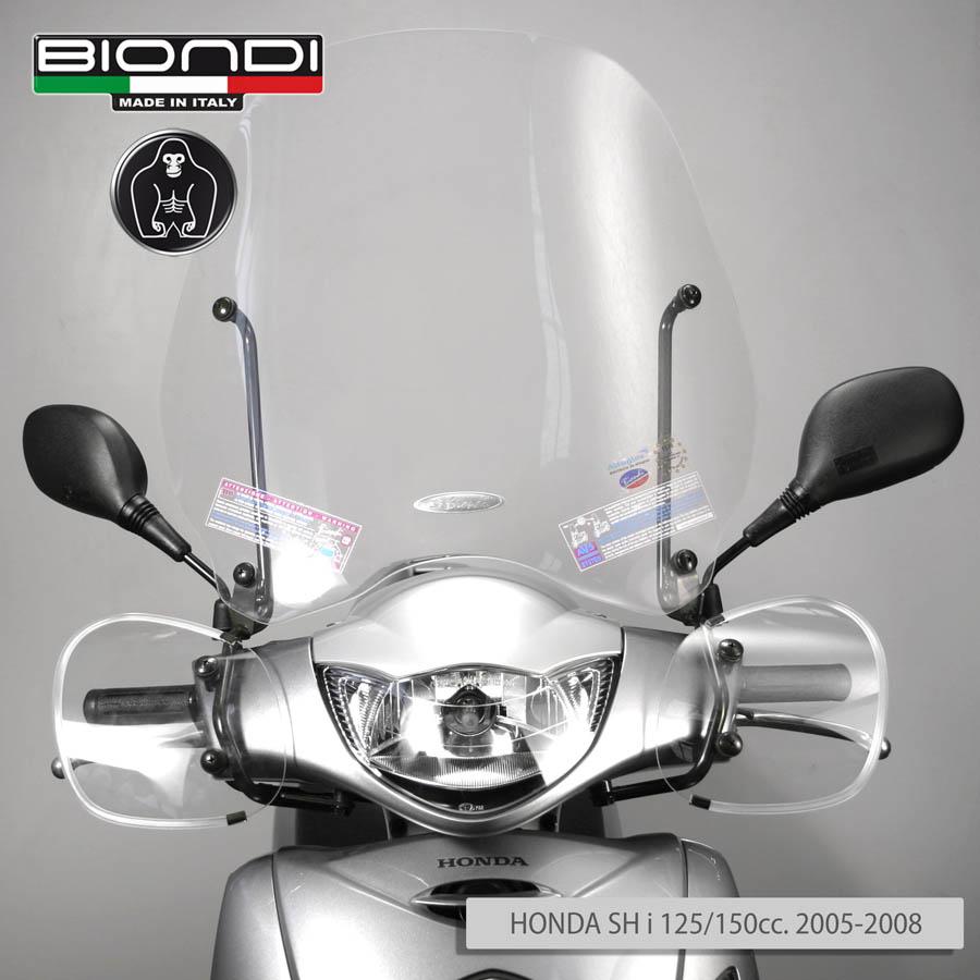 8061178 8061125 HONDA SH i 125 150cc. 2005-2008