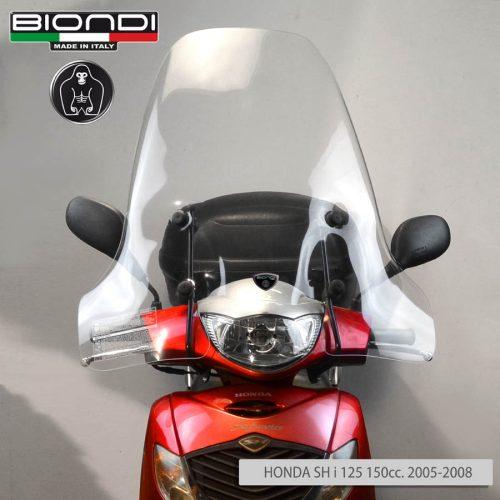 8071125 HONDA SH i 125 150cc. 2005-2008
