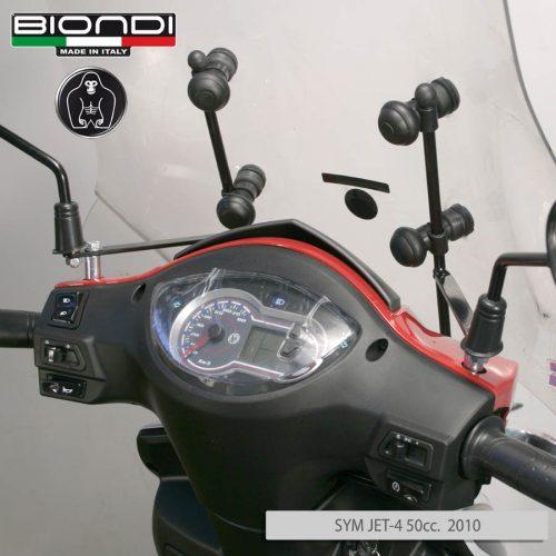 8500565 SYM JET-4 50cc. 2010
