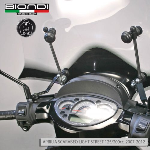 8500646 SCARABEO LIGHT 125-200cc. 2007 2012