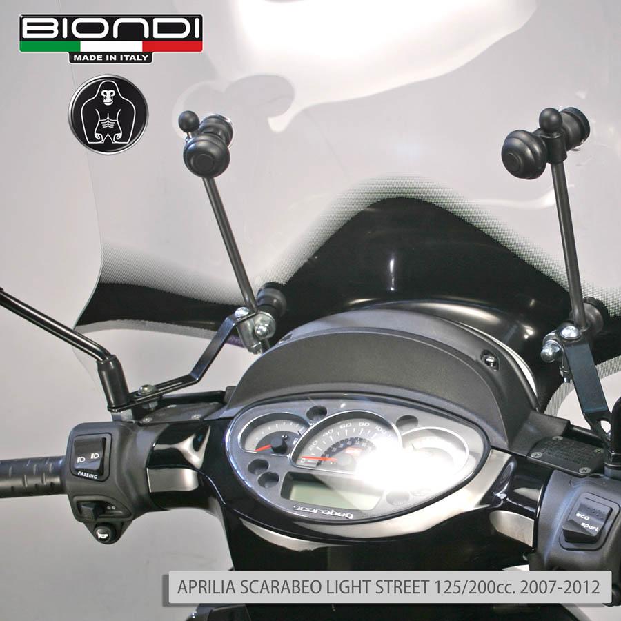 8500646 SCARABEO LIGHT 125-200cc. 2007 2012