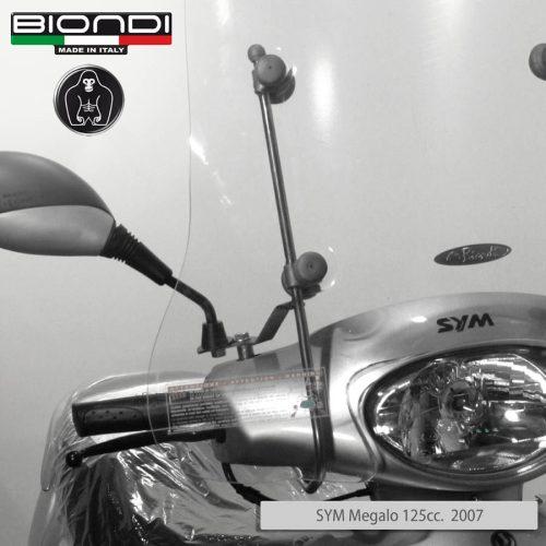 8500653 SYM Megalo 125cc. 2007