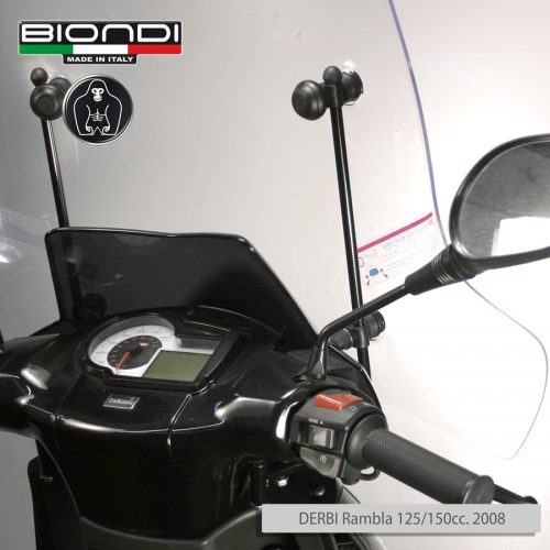 8500691 DERBI Rambla 125 150cc. 2008