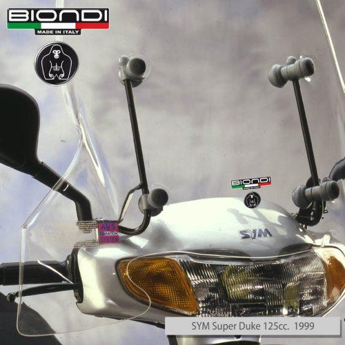 8500781 SYM Super Duke 125cc. 1999