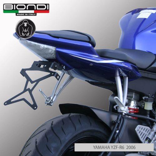8909997 YAMAHA YZF-R6 2006