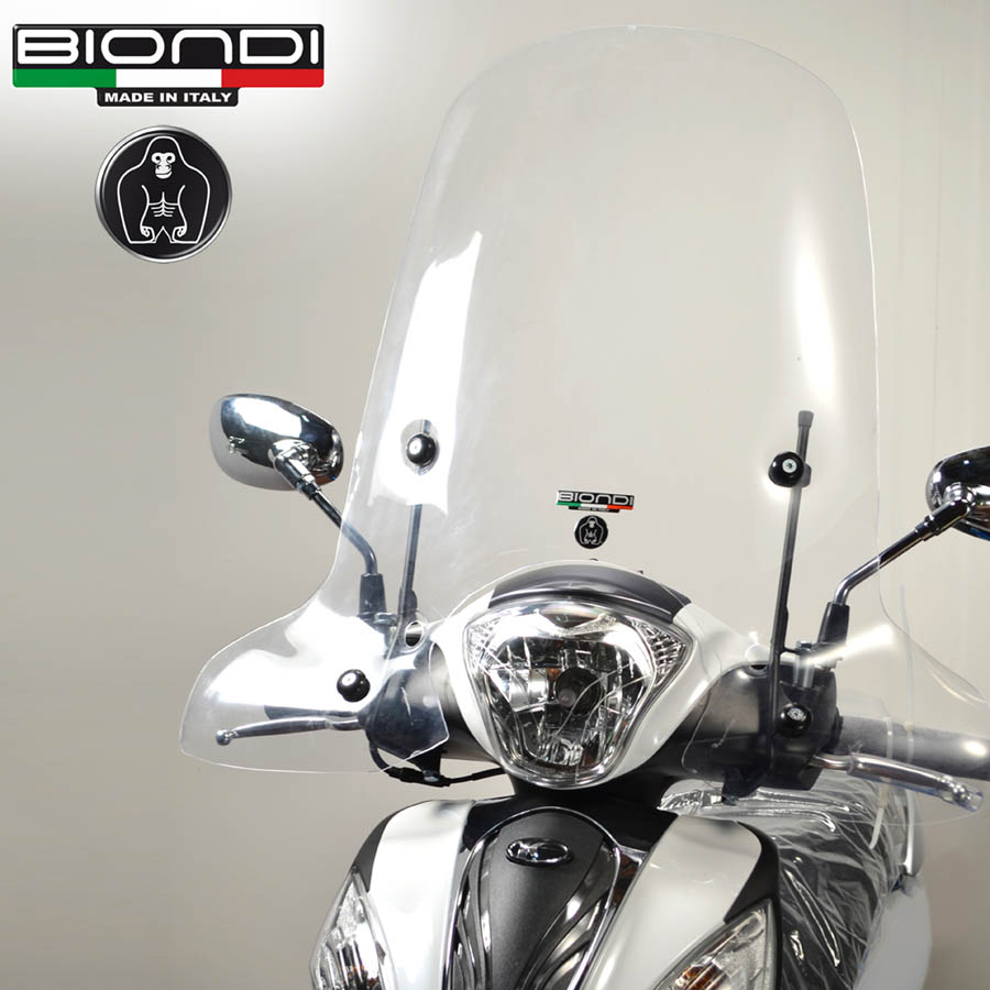 KYMCO PEOPLE ONE 125cc 2013 side
