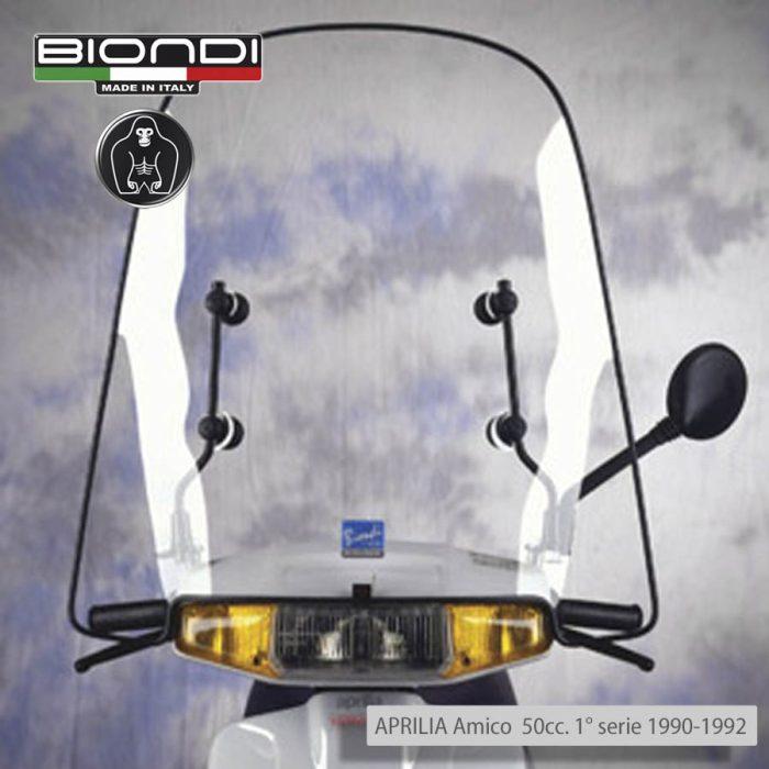 8000924 Aprilia Amico 50cc. 1' serie 1990-1992