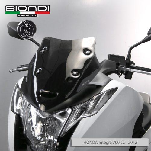 8010327 HONDA Integra 700 cc. 2012 Cupolino Fumè scuro