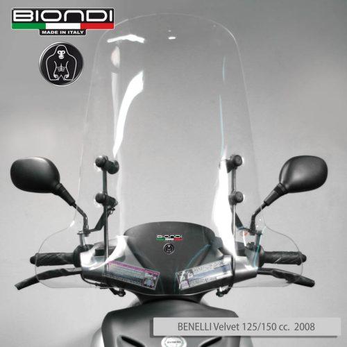 8060953 BENELLI Velvet 125 150 cc. 2008