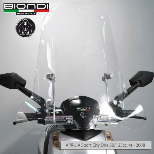 8060954 APRILIA Sport City One 50-125cc. 4T 2008