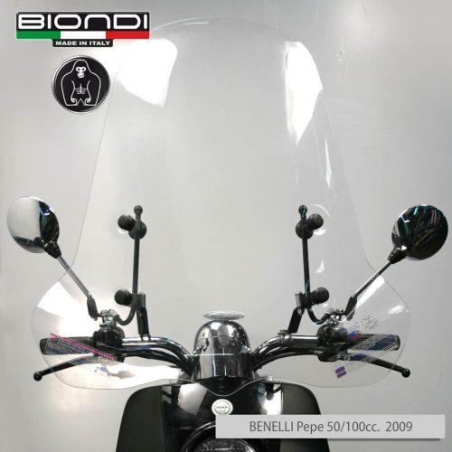 8060998 BENELLI Pepe 50 100cc 2009