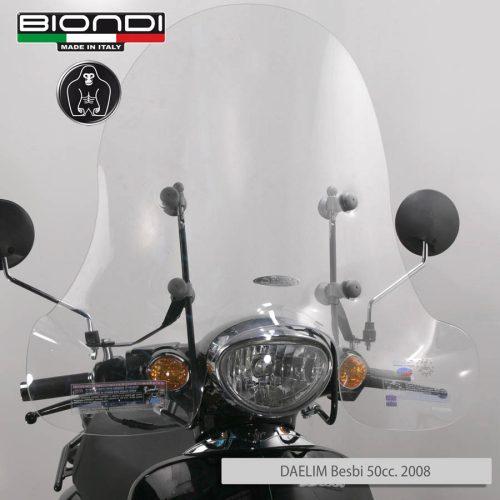 8061011 DAELIM BESBI 50cc. 2008