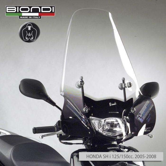 8061126 HONDA SH i 125 150cc. 2005-2008 PRO