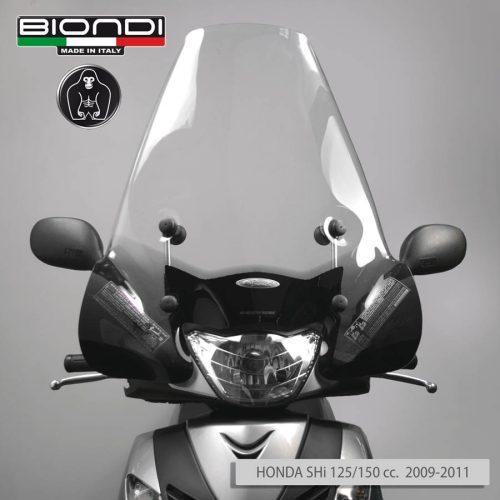 8061126 HONDA SHi 125 150 cc. 2009-2011 PRO