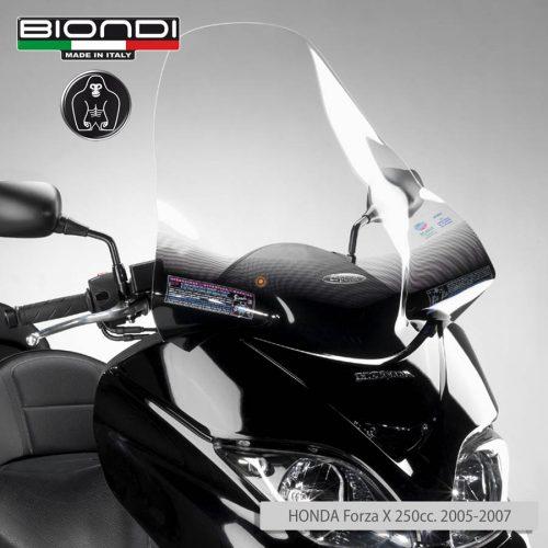 8061133 HONDA FORZA X 250cc 2005-2007