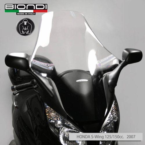 8061194 HONDA S-Wing 125 150cc. 2007