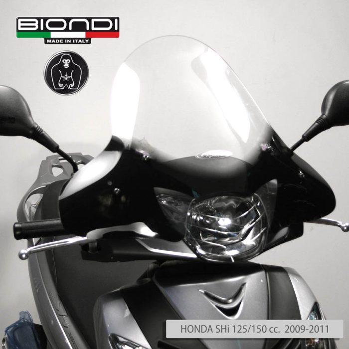 8061210 HONDA SHi 125 150 cc. 2009-2011