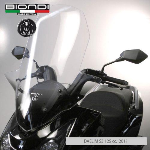 8061227 DAELIM S3 125 cc. 2011
