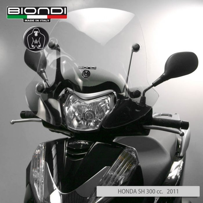8061235 HONDA SH 300cc. 2011