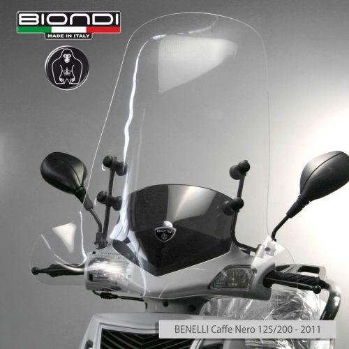 8070953 BENELLI Caffe Nero 125 200 2011