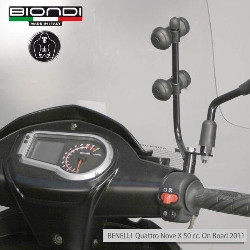 8500512 BENELLI QUATTRO NOVE ON ROAD 2011