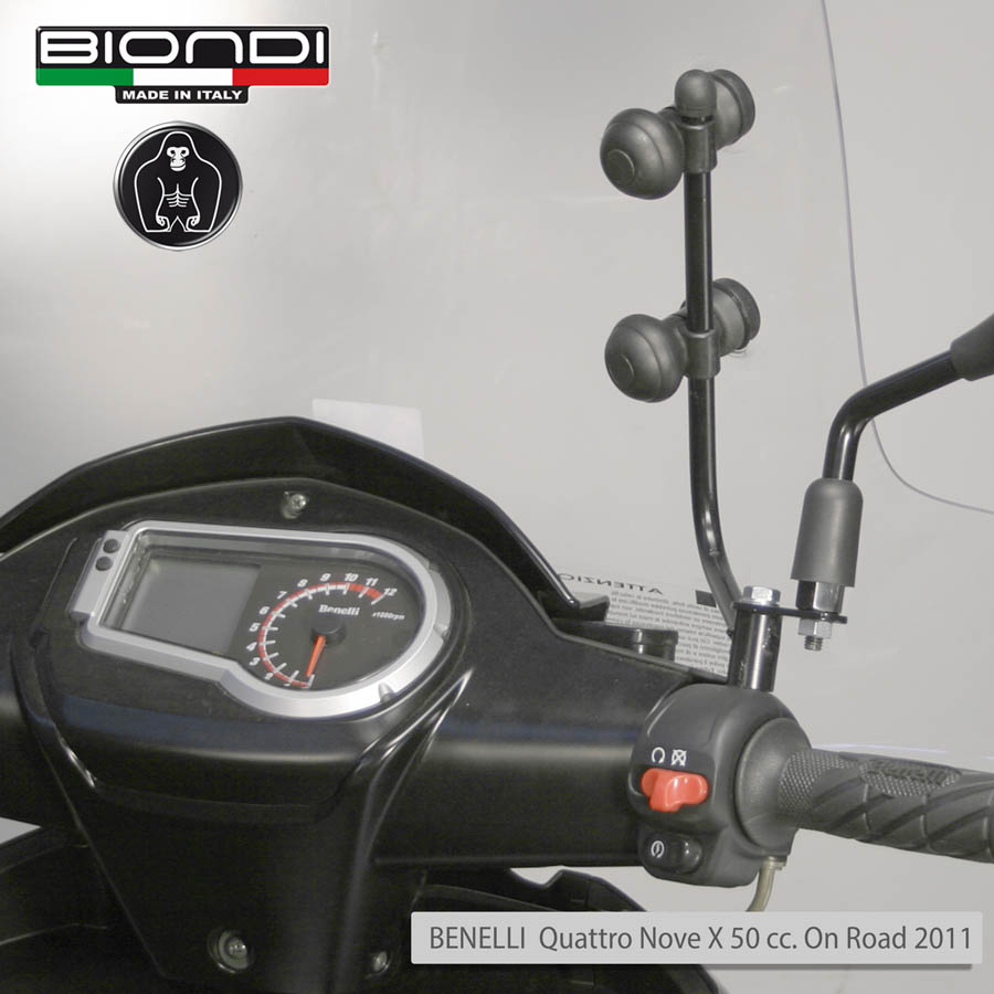 8500512 BENELLI QUATTRO NOVE ON ROAD 2011