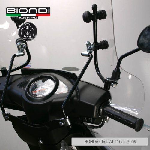 8500593 HONDA Click-AT 110 2009