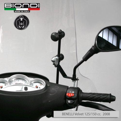 8500602 BENELLI Velvet 125 150 cc. 2008